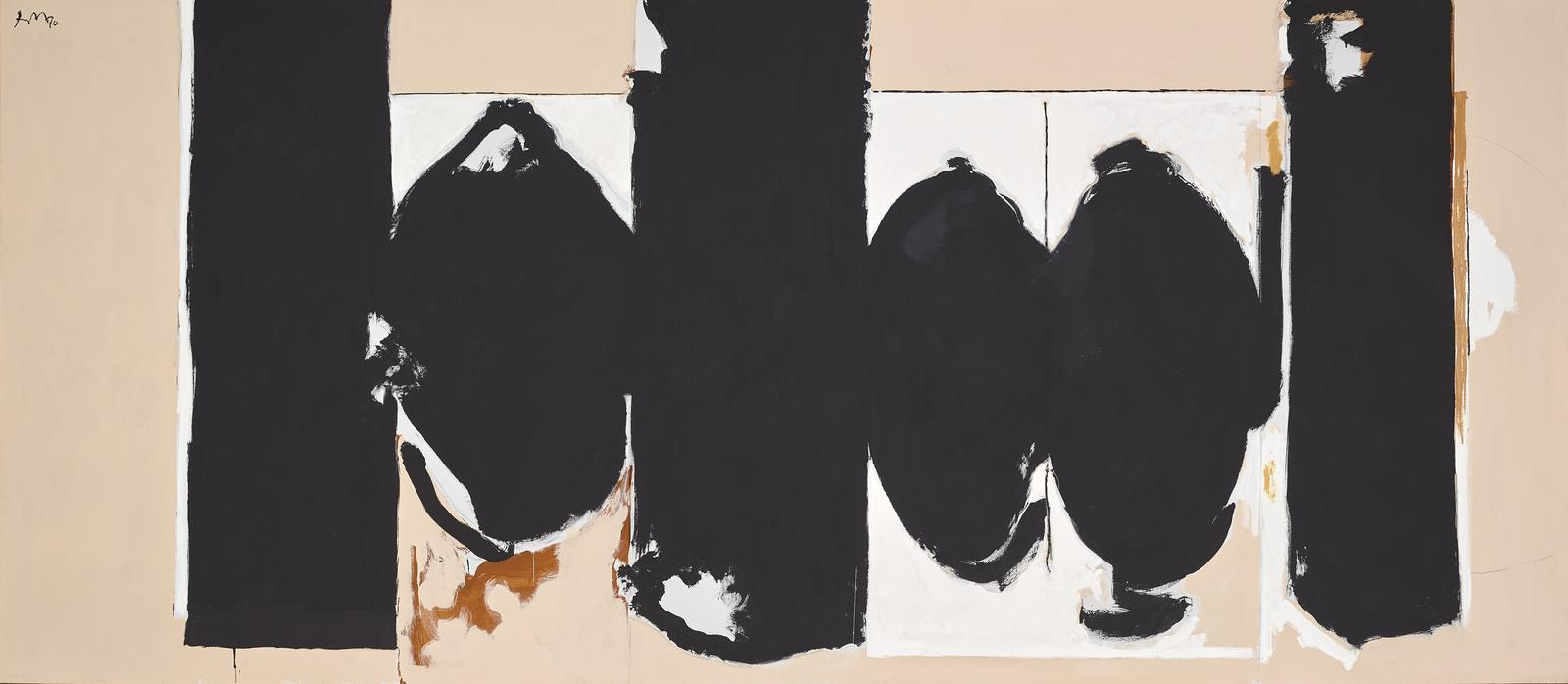 robert motherwell  elegy to the spanish republic