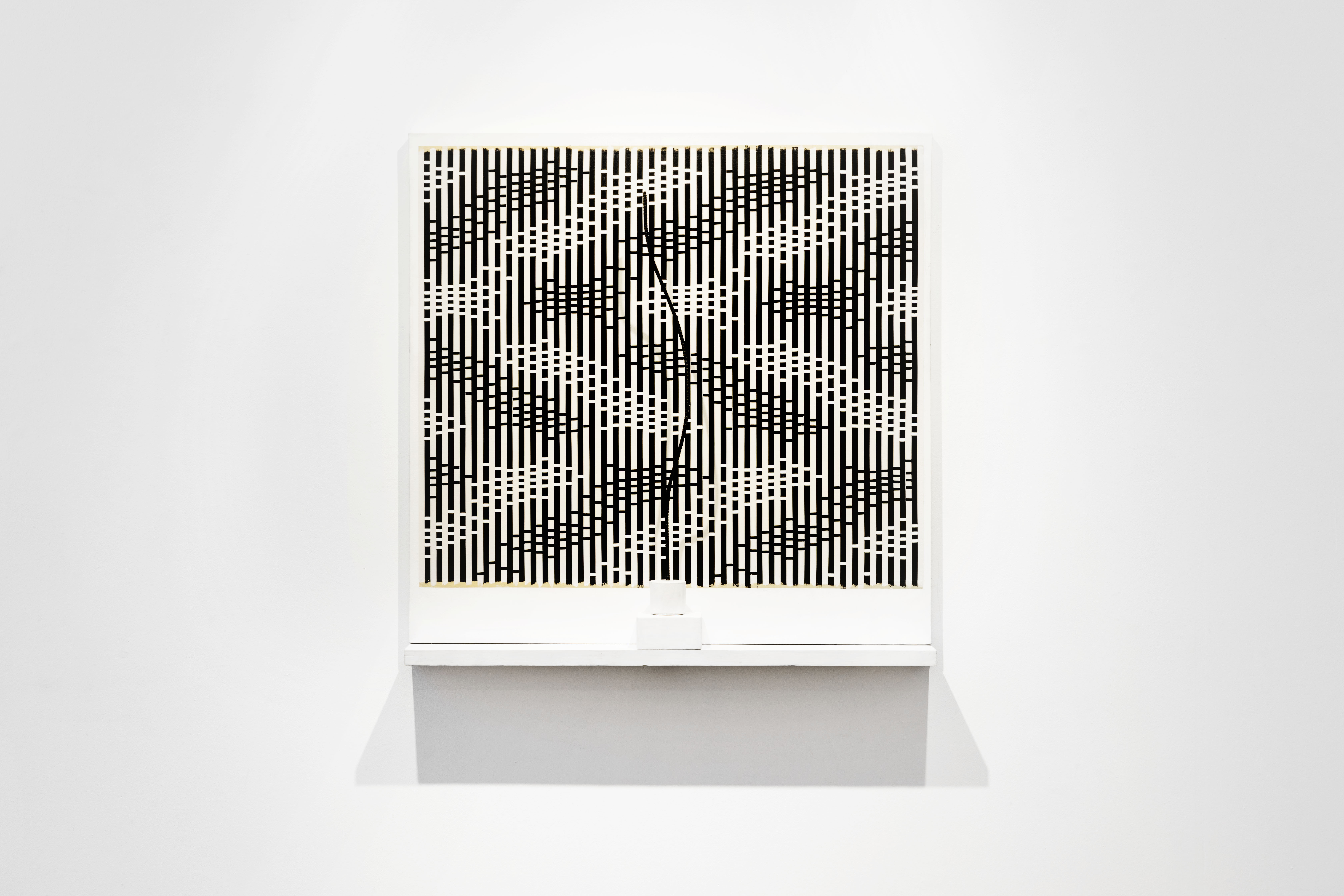 Exhibition Michael Kidner In Black And White Contemporary Art