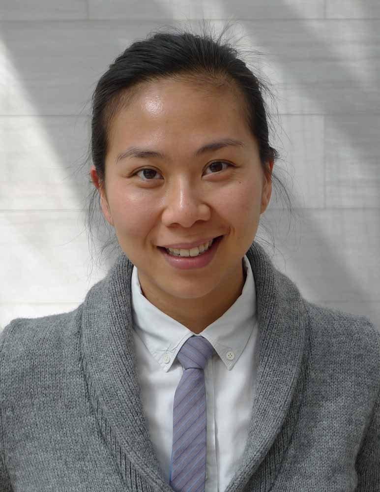 Guest curator, Joyce Tsai