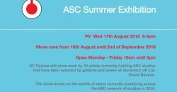 30 Celsius | ASC Summer Exhibition
