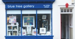 Blue Tree Gallery, York - Giuliana Lazzerini Solo Show