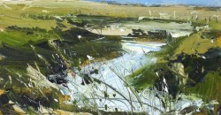 Incoming Tide, Blakeney by Chris Prout
