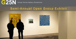 G25N's First Semi-Annual Group Exhibit