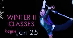 Circus Classes at the Actors Gymnasium: Circus and Performing Arts School