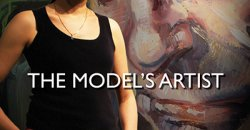 Model's Artist: Art Exhibition & Short Film