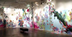 Pretty Pollution: New bodies of work by Douglas Alvarez and Kimber Berry