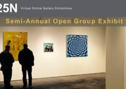 G25N's First Semi-Annual Group Exhibit