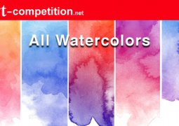 watercolor competition
