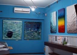 Mariarosa Chiarello's exhibition