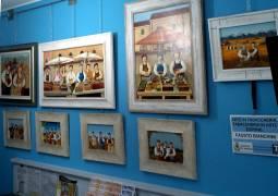 Fausto Bianchini's exhibition