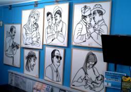 Renato Biolcati's exhibition