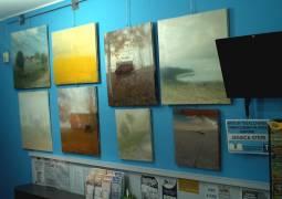 Jessica Steri's exhibition