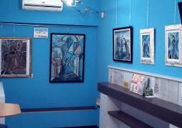 Valeria Zini's exhibition