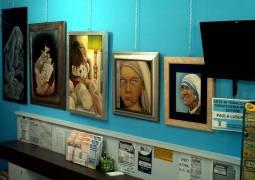 Paola Lusuardi's exhibition