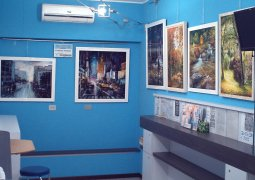 Claudio Pezzini'exhibition