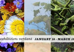 """New Exhibition at Sparks Gallery """"Verdant"""""""