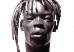 Fowokan George Kelly's sculpture Natty Roots, Natty Bongo 2012, bronze © the artist