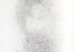 Jorn Ebner, Spielmann (Rolling Stone Special page 79), 2014, pencil, colour pens, on paper, 59.4x42cm