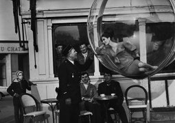 """Bar du Flick, Paris, 1963"" © Melvin Sokolsky / Staley-Wise Gallery New York"