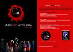 House of Art Vernissage Invitation