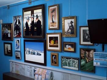 maurizio orlandi's exhibition