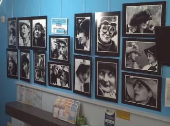Paride Bergamaschi's exhibition
