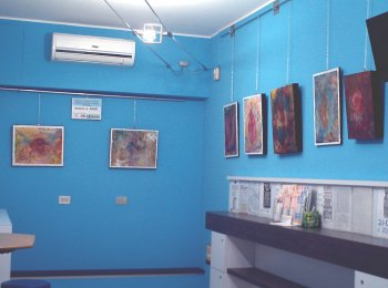 Rossella Reami'exhibition