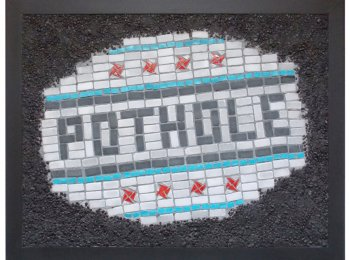 """Bachor, """"Original Chicago Pothole"""""""