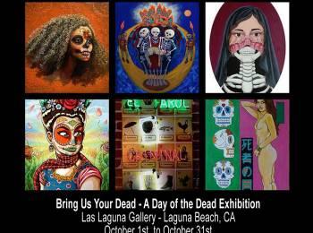 Bring Us Your Dead - Artist Reception