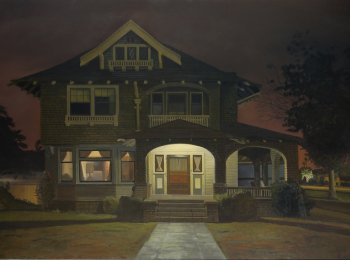 Mark Hosmer -A.D. 1906 - Oil on Panel - 27 Inches x 41Inches - © All Rights Reserved