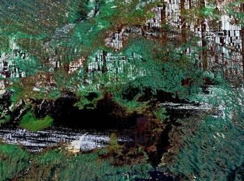 Rejane Dal Bello, EarthArt_006, Giclee Print on Paper, 33'x 23'