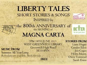 Liberty Tales Poster