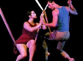 Spring Circus Classes At The Actors Gymnasium