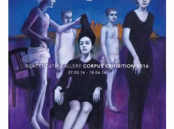 Luis Burgos, New York. Acrylic on canvas