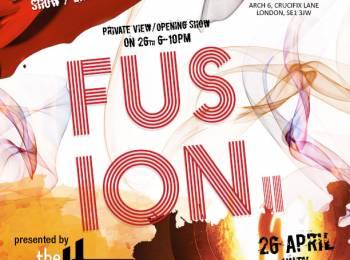 Fusion II Art Show Exhibition