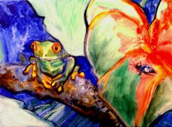 Rainforest Frog Prince