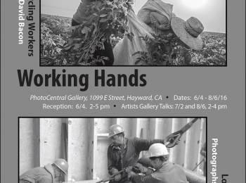 Working Hands Gallery Exhibition
