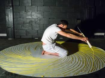 Ram Samocha, TOPing, 2015, photo by Marco Berardi