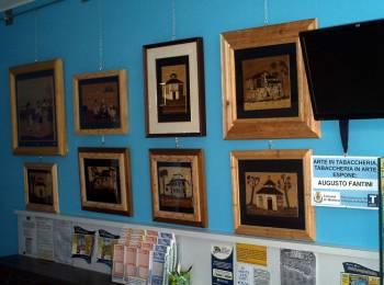 Augusto Fantini'exhibition
