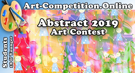 Online | STUDENT - ART CONTEST TO ARTISTS AND PHOTOGRAPHERS 18 AND