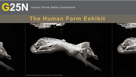 The Human Form All Mediums Exhibit