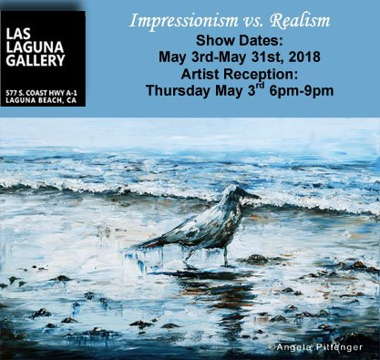 Exhibition   Impressionism vs  Realism   Contemporary Art at Las