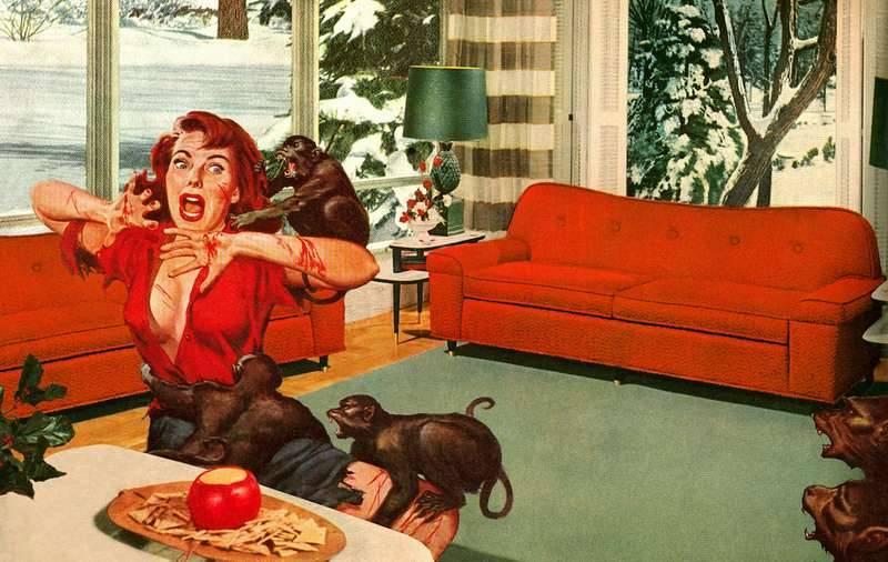 "Nadine Boughton ""American Home"" | ART WEEK"