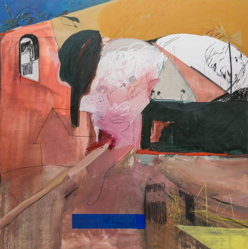 Exhibition | New Mythologies: Figurative Abstraction in